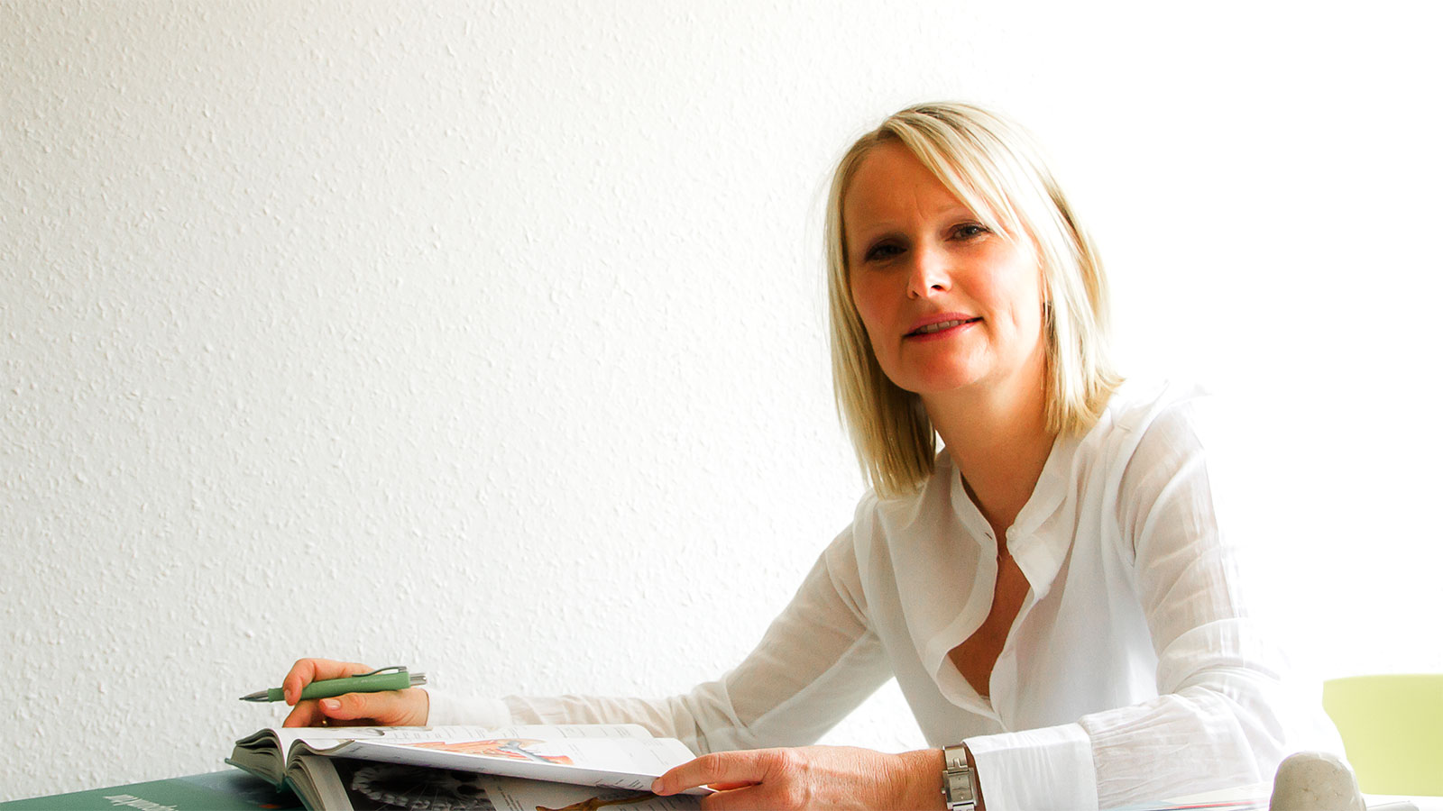 Heilpraktikerin Sarah Lendle
